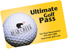 Ultimate Golf Pass