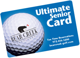 Ultimate Senior Golf Pass