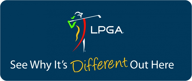 Image result for lpga see why its different out here