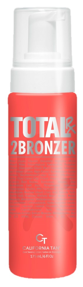 Total Rx® Bronzing Mousse Step 2