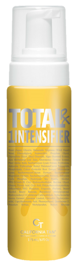 Total Rx® Intensifying Mousse Step 1