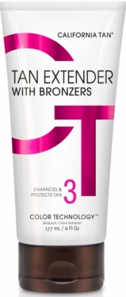 Tan Extender with Bronzers