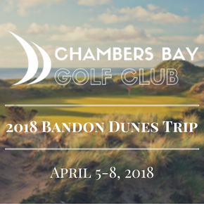 Bandon Dunes Golf Adventure