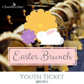 Easter - Child Ticket (4-11)