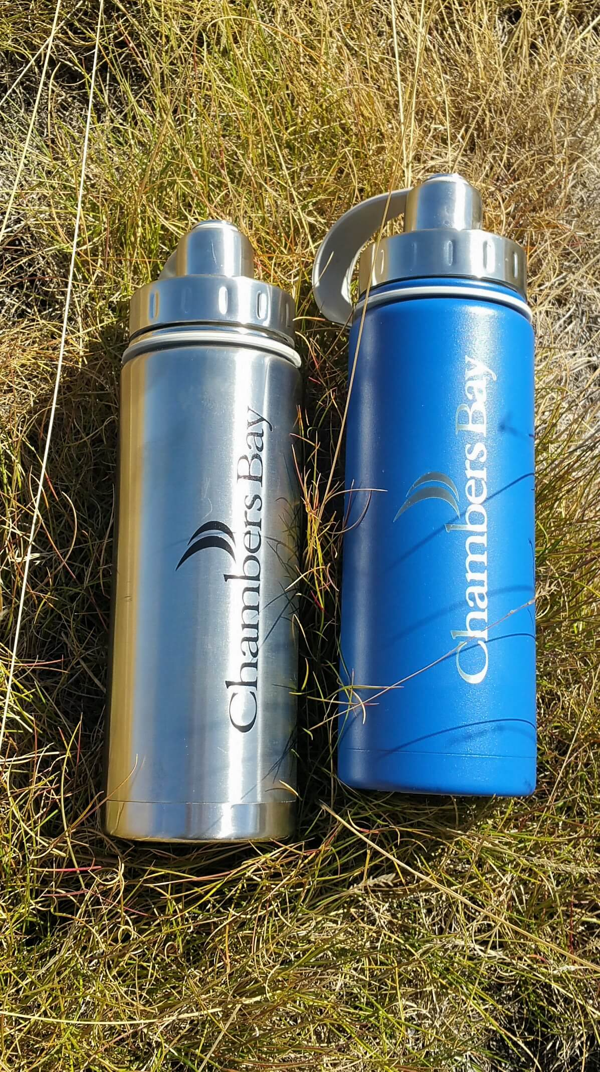 Chambers Bay Water Bottle