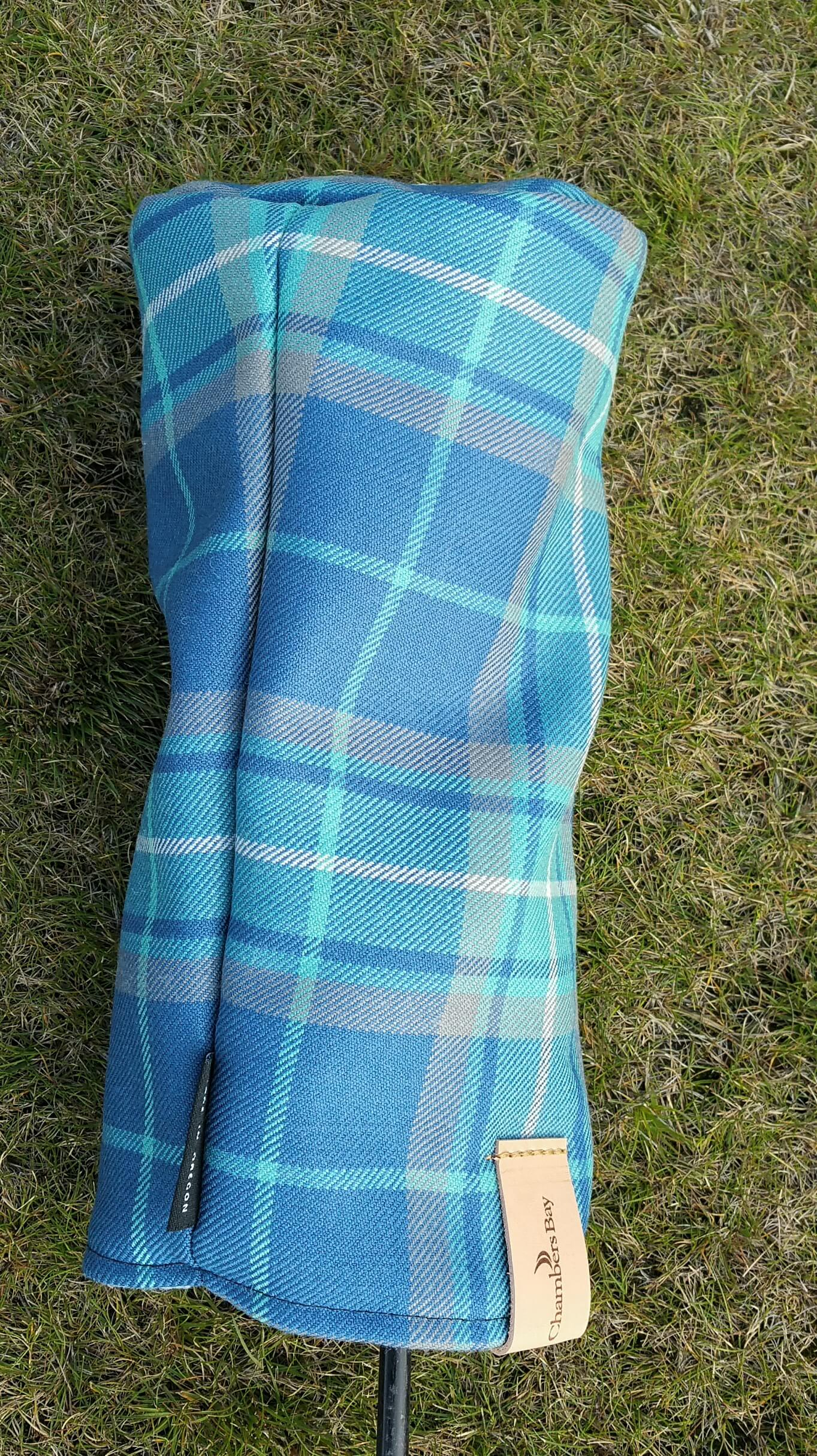 Fairway Wood Headcover - Chambers Bay Tartan