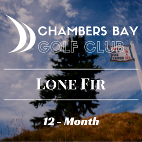 Lone Fir Membership - 12 month