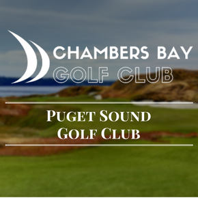 Puget Sound Golf Club Membership (Sept)