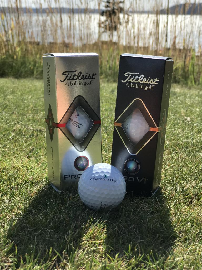 Titleist ProV1 or ProV1x by the sleeve