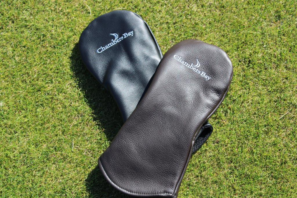 Seamus Leather Driver Headcover