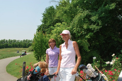 Chestnut Hills Golf Club: EWGA