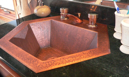 Custom Hand Crafted Copper Products Circle City Copperworks