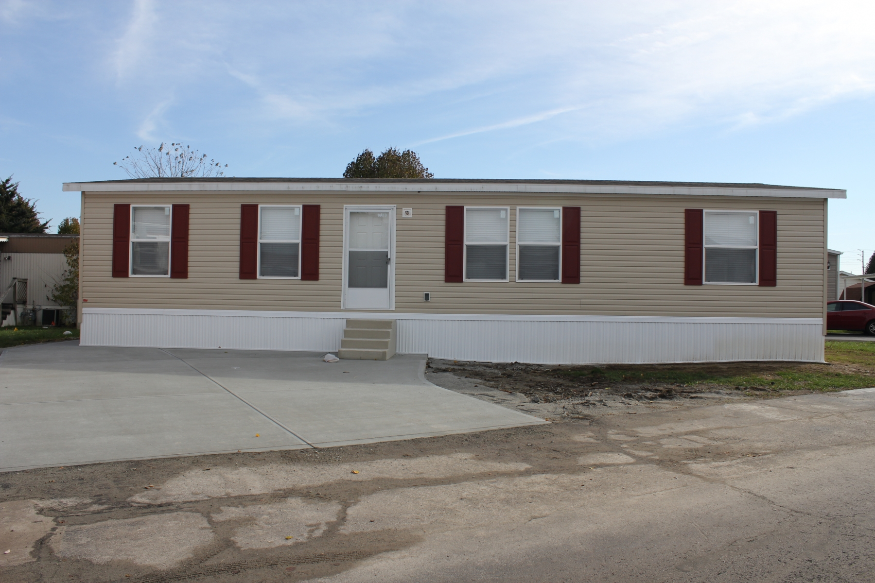 Parkwood Community Indianapolis - Cohron's Manufactured Homes