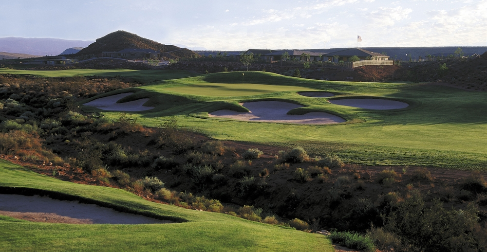 Coral Canyon Golf Course