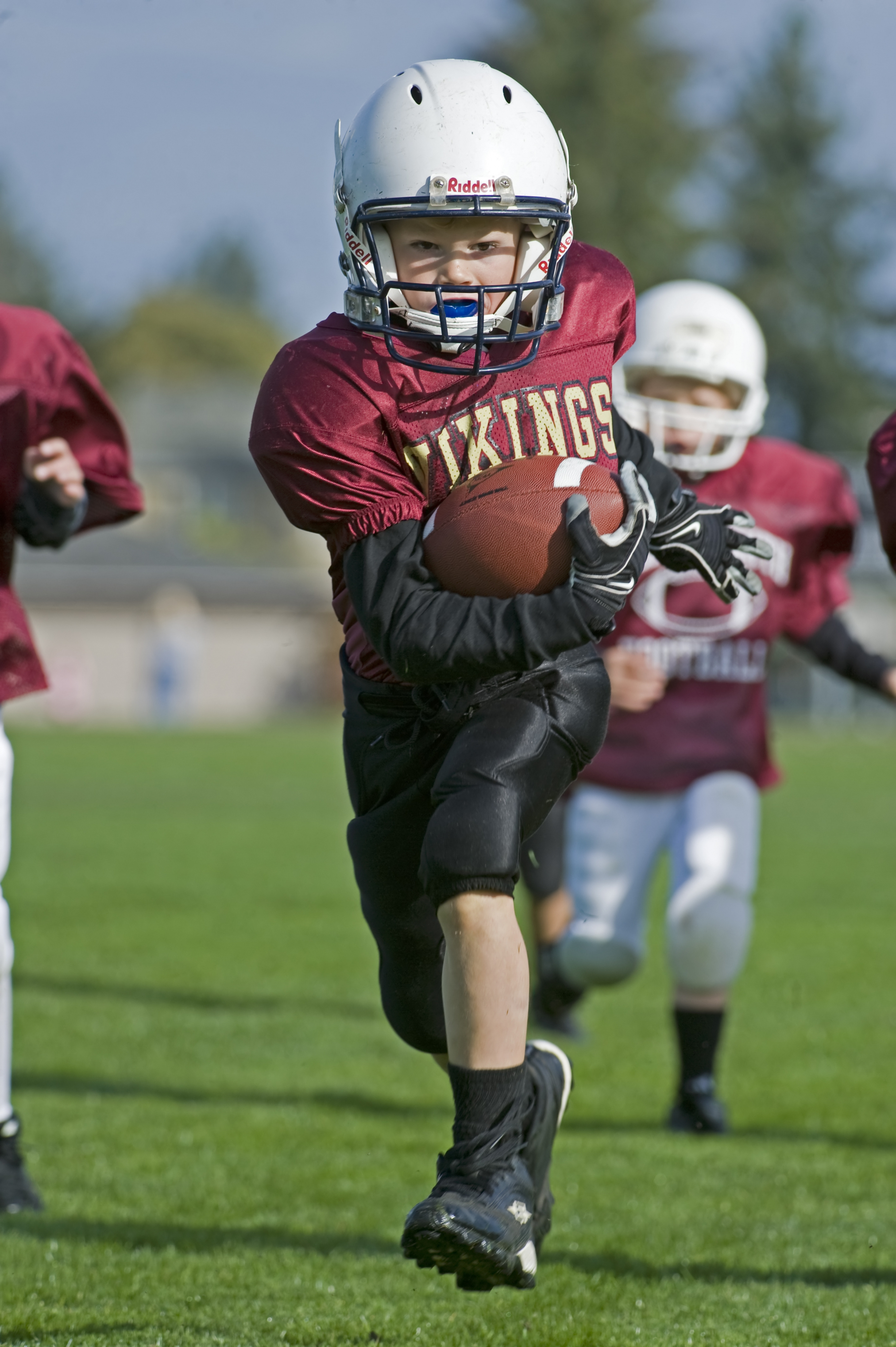 Datalys Center, Inc. - Youth Football Safety Study