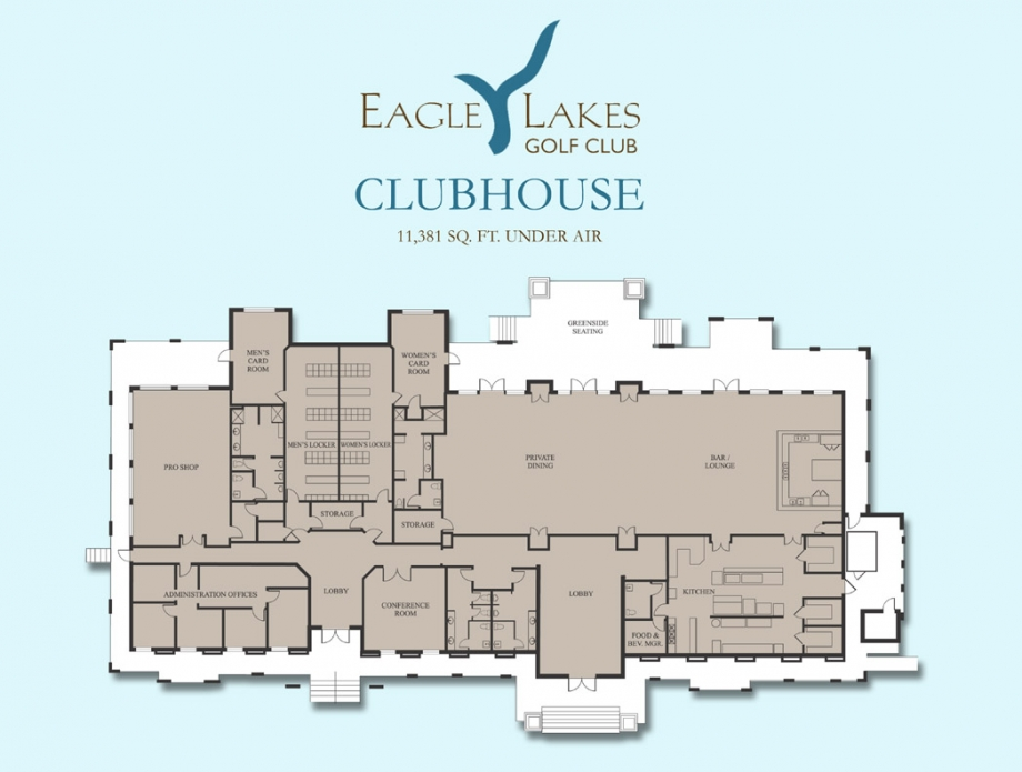 Clubhouse floorplans over 5000 house plans Golf course house plans