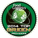 Food Logistics Top Green Providers Logo