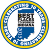 Image: Best Places to Work in Indiana Logo
