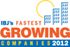 Image: IBJ Fastest Growing Award Logo
