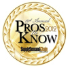 Image: Pros to Know Logo