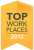 Image: Top Workplaces Logo