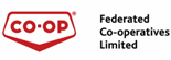 Image: Federated Co-operatives Limited Logo