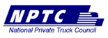 Image: National Private Truck Council Logo