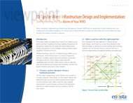 Download: 10 Tips for Wired Infrastructure Design and Implementation