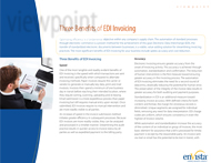 Download: 3 Benefits of EDI Invoicing