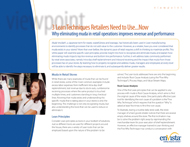 Download: 3 Lean Techniques Retailers Need to Use Now