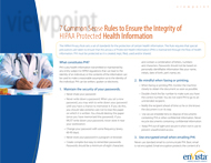 Download: 7 Common Sense Rules to Ensure the Integrity of