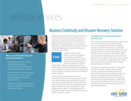 Download: Business Continuity and Disaster Recovery Brochure