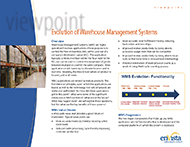 Download: Evolution of Warehouse Management Systems