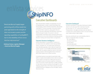 Download: MyShipINFO® Executive Dashboards Brochure