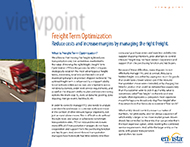 Download: Freight Term Optimization