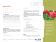 Download: Nature's Best Case Study