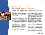 Download: The Oracle Speaks on Inventory Optimization