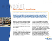 Download: SCE System Selection Whitepaper