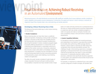 Download: Retail Distribution - Achieving Robust Receiving in an Automated Environment
