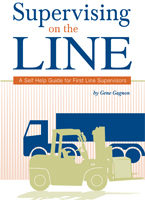 Supervising on the Line cover