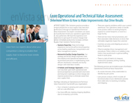 Download: Supply Chain Value Assessment Brochure