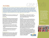 vera case study Cfs case study  cfs boosts customer satsisfaction with veracore download pdf version  executive summary cfs began their veracore implementation in 2003 after re .