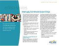 Download: Retail Supply Chain Network Analysis & Design Brochure