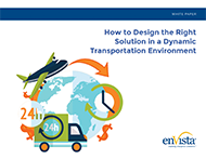 Dynamic Transportation Environment