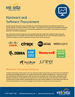 Download: Hardware and Software Procurement Brochure