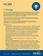 Download: IT Strategy Brochure