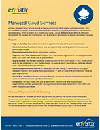 Download: Managed Cloud Services Brochure