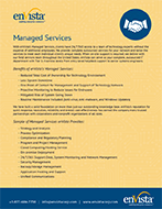 Download: Managed Services Brochure