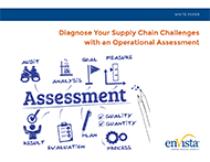 Download: Diagnose Your Supply Chain Challenges with an Operational Assessment