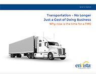 Download: Transportation - No Longer Just a Cost of Doing Business